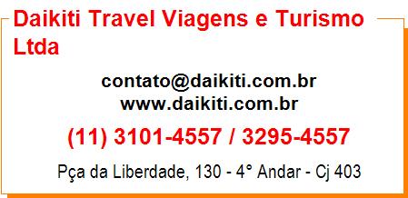 Daikiti Travel Viagens e Turismo Ltda