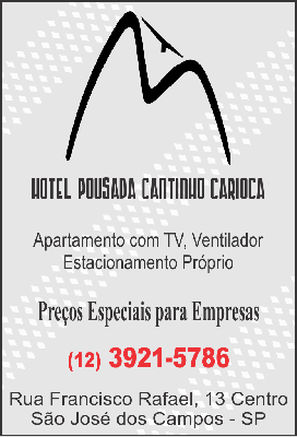 Hotel Pousada Cantinho Carioca