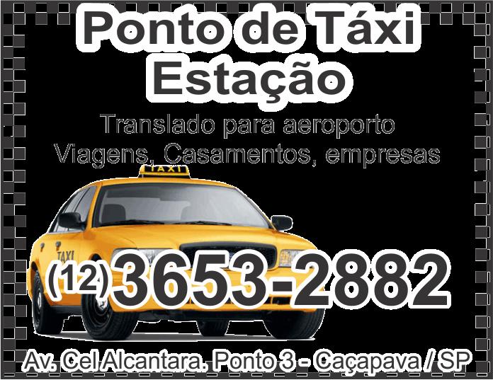 Ponto de Taxi Estação