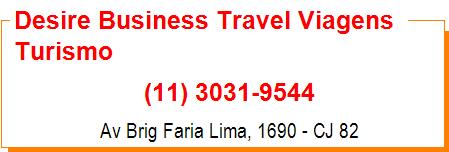 Desire Business Travel Viagens Turismo