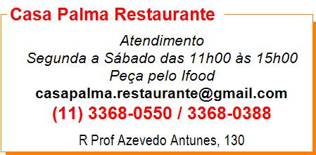 Casa Palma Restaurante