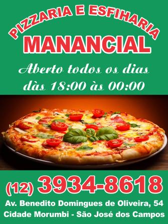 Pizzaria E Esfiharia Manancial
