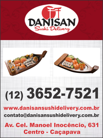Danisan Sushi Delivery