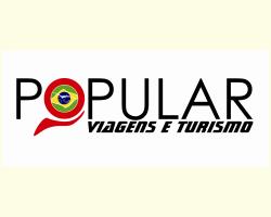 Popular Viagens e Turismo - Pedreira